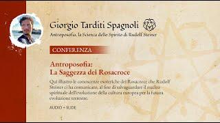 Antroposofia: La Saggezza dei Rosacroce