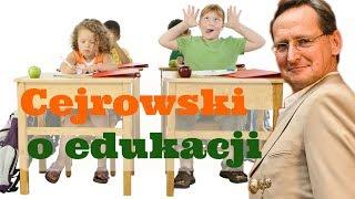 Cejrowski o edukacji, ZNP i strajku nauczycieli 2019/04/08 #StudioDzikiZachód Odc. 12 Cz. 2/2