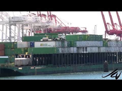 Elliot Bay Ship Yards Tour, Seattle - YouTube