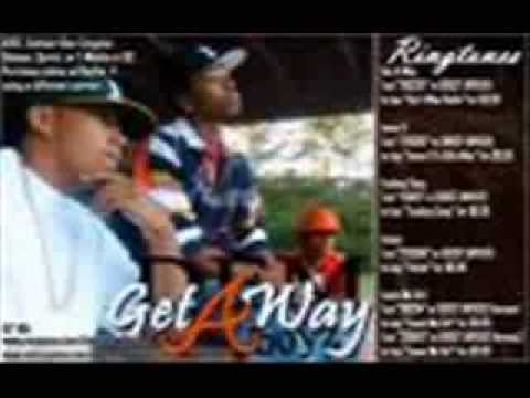 Dem Get Away Boys - Let Me Be Your Get Away with lyrics