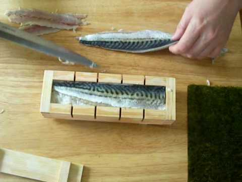 Oshis sushi box doovi for Cuisine japonaise