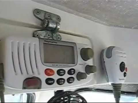 vhfradiocourse.com | Log On Log Off VHF Marine Radio Call