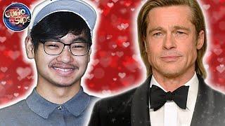 Brad Pitt and Maddox Jolie Pitt FINALLY Reunite?