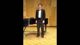 Brandon Keith Biggs CSUEB Junior Recital part 7