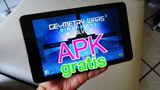 APP: Geometry Wars 3 Dimensions GRATIS
