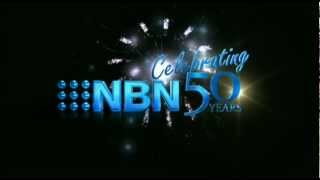 NBN Television 50 Years ID 2012