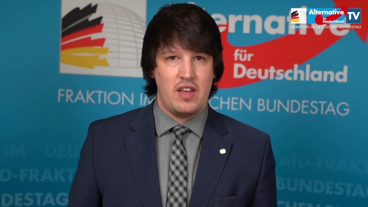 Untersuchungsausschuss zur Asylkrise durch Altparteien abgelehnt! - Andreas Bleck