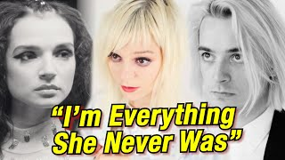Poppy Calls Out Ex Boyfriend Titanic Sinclair and More References of Mars Argo