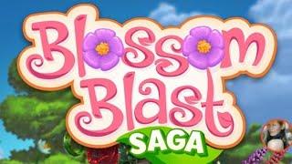 Blossom Blast Saga Live Stream  || removing weeds screenshot 1