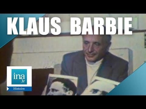 L'histoire De Klaus Barbie, Le Bourreau De Lyon   Archive INA