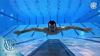 LEARN HOW TO FLOAT IN WATER IN 5 STEPS -  FEEL SAFE ON THE DEEP END OF THE POOL