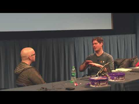 HandmadeCon 2016 - Technical Direction at Blizzard