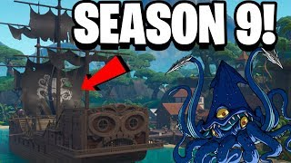 *NEW* Fortnite Season 9 Leaked Theme Info & Theories! Fortnite Season 9 Leaked!
