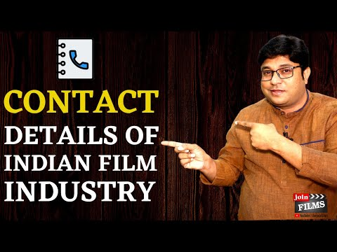 Contacts of Film Industry ~Tollywood, Kollywood, Bhojpuri, Punjabi  | Filmy Funday #64 | Joinfilms