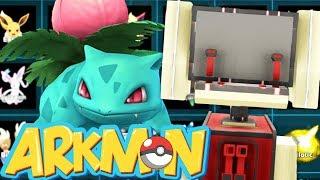 connectYoutube - GEN 1 STARTER POKEMON ARE OP - ARK SURVIVAL EVOLVED POKEMON MOD (ARKMON) #2