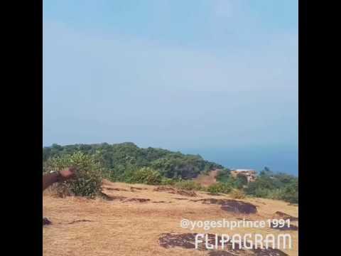 Vagator hill top