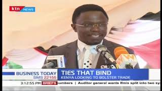 Kenya and Ethiopia hold trade talks as the marks 55 years of diplomatic relation