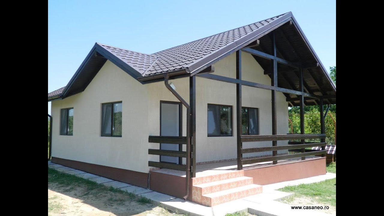 Constructii case structura lemn constructia la cheie a for Case din lemn pret 5000 euro