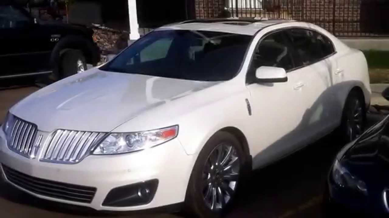 2009 Lincoln MKS - YouTube