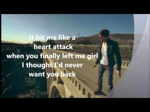 Enrique Iglesias Heart Attack lyrics