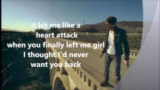 Download Enrique Iglesias Heart Attack lyrics