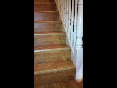 Balterio laminate flooring installed on stairs dublin for Laminate flooring dublin