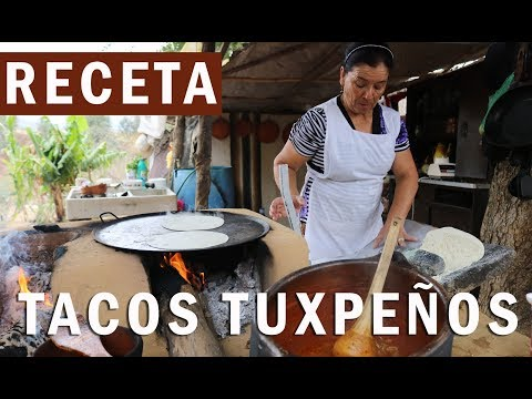 How to Make Tacos Tuxpeños in La Vida Del Rancho