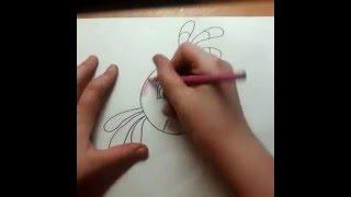 Как нарисовать Стеллу из Angry Birds???(, 2015-12-26T11:47:08.000Z)