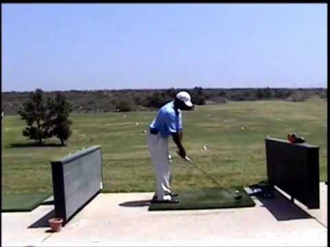 """Tic Toc"" – Golf Lesson Proper Rhythm 
