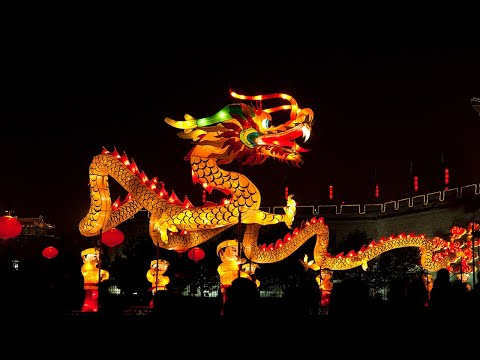 Lantern Festival 龙年元宵灯会 - The Chinese New Year of the Dragon, 2012