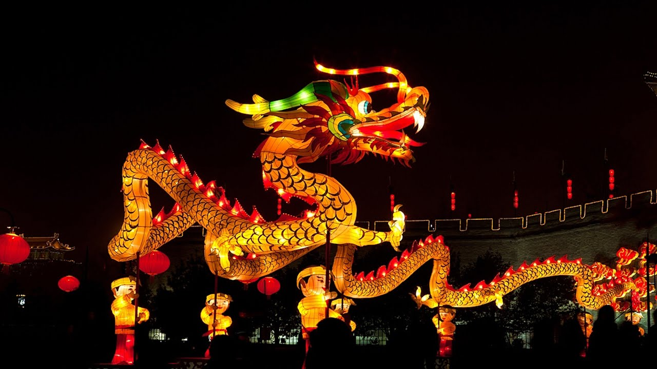 Lantern Festival   The Chinese New Year of the