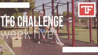 TFG CHALLENGE Week 5