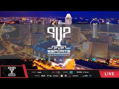 Dunia Games: PVP Esports AOV Live Day 2