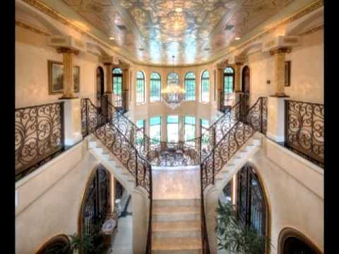 Villa Adriana - Tampa Bay, Florida --  Mediterranean Revival Luxury Home
