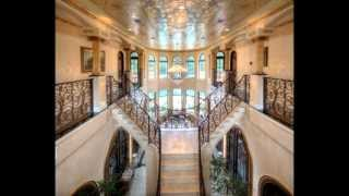 Villa Adriana - Tampa Bay, Florida --  Mediterranean Revival Luxury Home