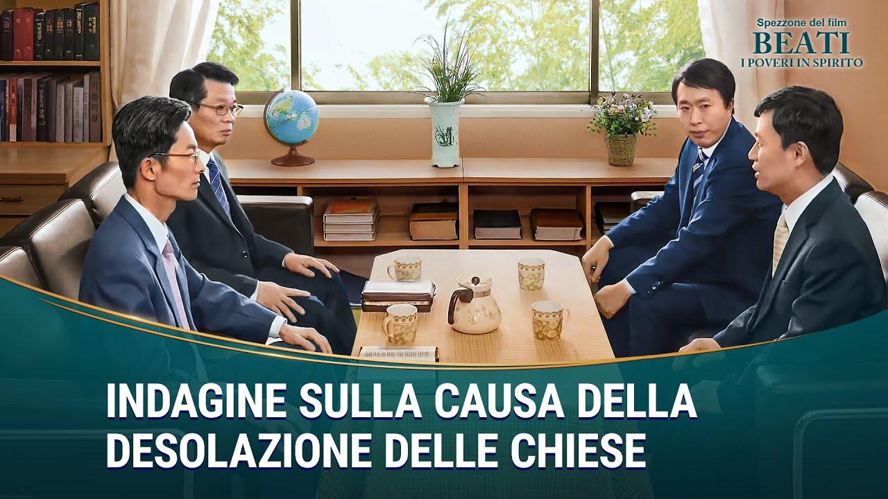 """Film cristiano """"Beati i poveri in spirito"""" (Spezzone 1/4)"""