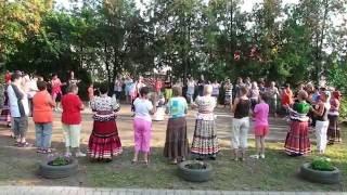 Csoportos tánc
