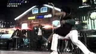Changcuters - main serong, live ulang tahun RCTI 21