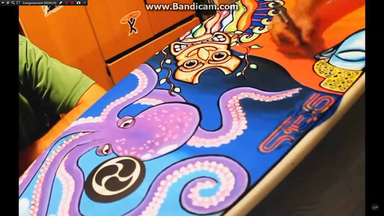 How To Remove Posca Pen From Surfboard