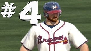 MLB 14 The Show: Road to the Show - Minor League Debut - [Ep 4]