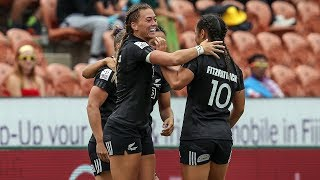 Priceless experience for Black Ferns Sevens