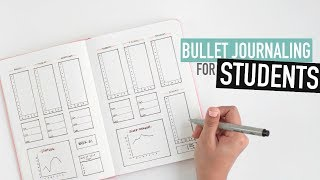 Bullet Journaling FOR STUDENTS | Back-To-School Planner