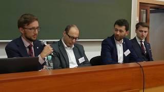 Panel dyskusyjny - Dlaczego ekonomiści nie radzą sobie z przedsiębiorczością?