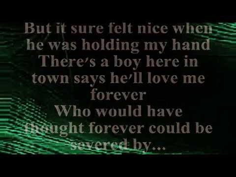 If I Die Young (Lyrics) - THE BAND PERRY