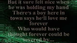 Play Video 'If I Die Young (Lyrics) - THE BAND PERRY'