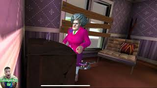 Prank Scary Teacher 3D - 1000 Cách Troll Cô Giáo Của Tuấn Ngáo Ngơ TV   Gameplay ( IOS, Android )