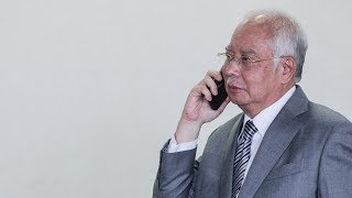 Najib 'shocked and upset' after finding out millions banked into his accounts