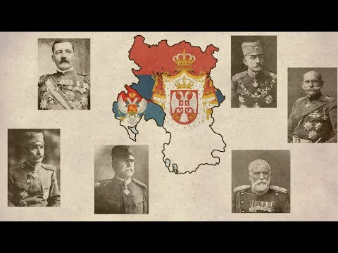 Serbian campaign in World war I:Every day