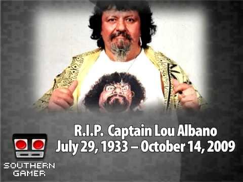 """Do the Mario""  -  Captain Lou Albano Tribute"