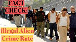 Fact Check: Do Illegal Aliens Commit More Crime?